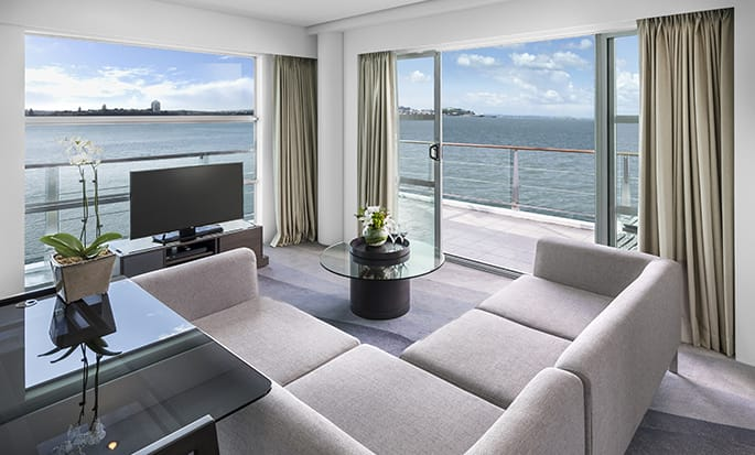 Hilton Auckland Hotel, Neuseeland – Relaxation Suite