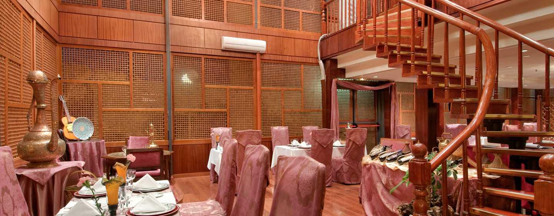 Hilton Algiers, Algerien – Restaurant Casbah