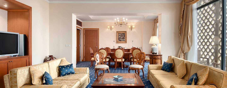 Hilton Algiers, Algerien – Suite mit King-Size-Bett
