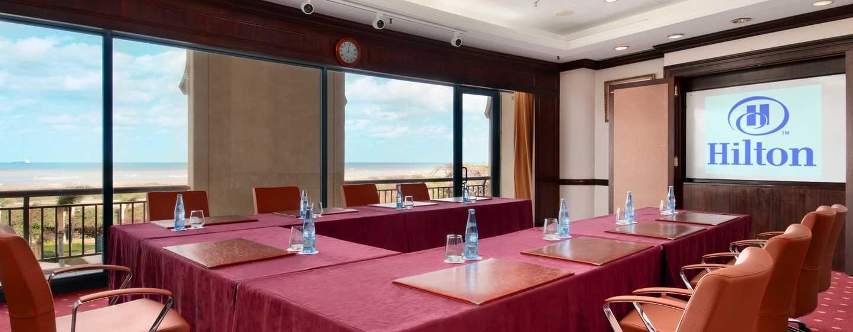 Hilton Algiers, Algerien – Meetingraum
