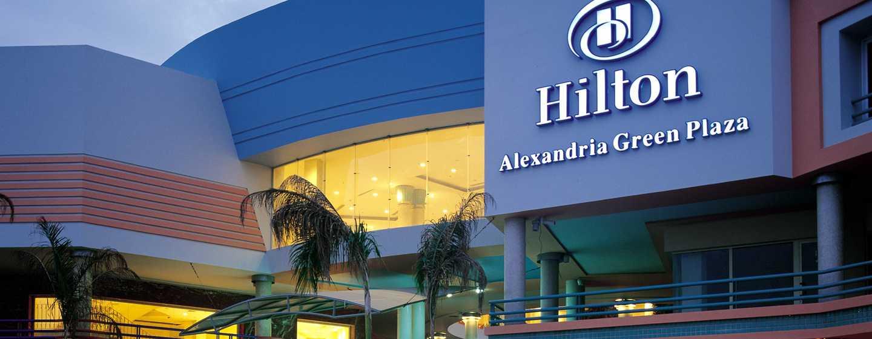 Hilton Alexandria Green Plaza Hotel, Alexandria, Ägypten– Außenbereich