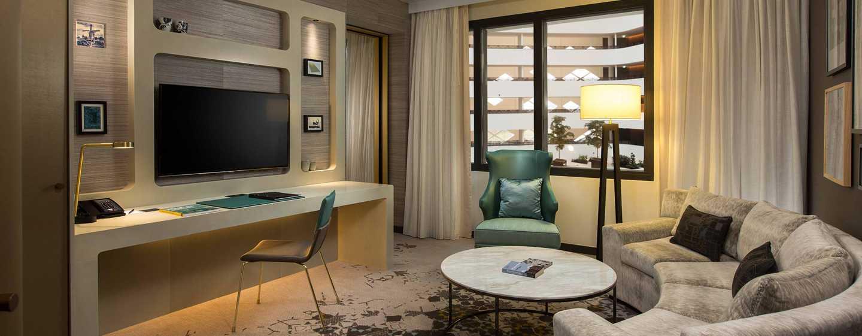 Hilton Amsterdam Airport Schiphol Hotel, Niederlande – Junior Suite