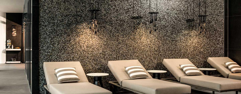 Hilton Amsterdam Airport Schiphol Hotel, Niederlande– Entspannungsbereich