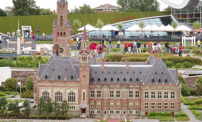 Hilton The Hague Hotel, Niederlande – Madurodam