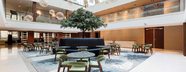 Hilton The Hague, Niederlande – Atrium