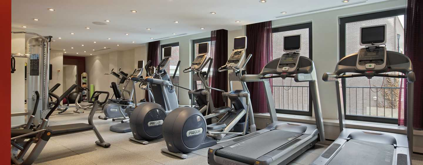 Hilton The Hague, Niederlande – Fitnesscenter