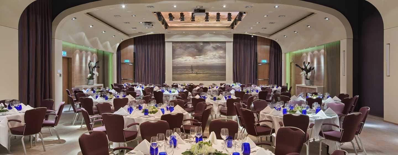 Hilton The Hague, Niederlande – Ballsaal Mesdag