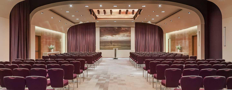 Hilton The Hague, Niederlande– Ballsaal Mesdag 1
