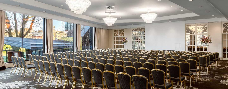 Hilton Amsterdam Hotel, Niederlande– Boardroom