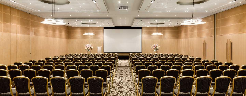 Hilton Amsterdam Hotel,Niederlande– Ballsaal
