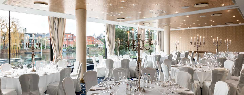 """Hilton Amsterdam Hotel, Niederlande– Veranstaltungsraum """"Amstel"""""""