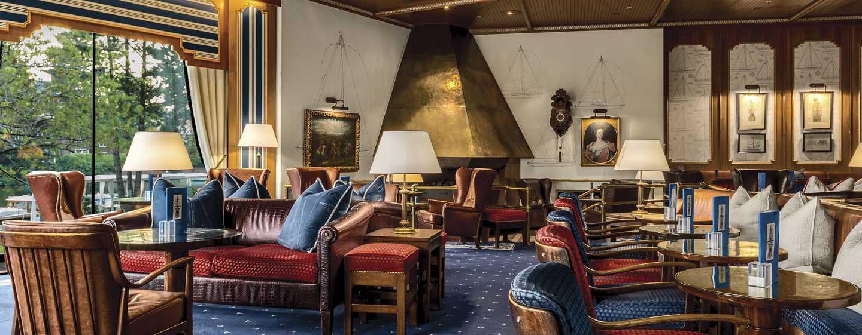 Hilton Amsterdam Hotel, Niederlande– Lounge Half Moon