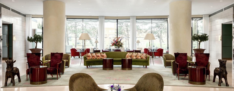 Hilton Amsterdam Hotel, Niederlande– Lobby