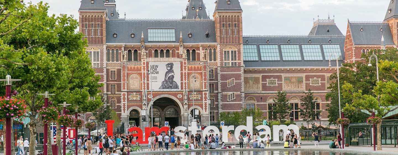 Hilton Amsterdam Hotel, Niederlande– Rijksmuseum Amsterdam
