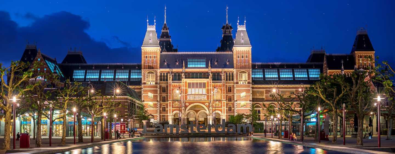 Hotel Amsterdam Zuidas