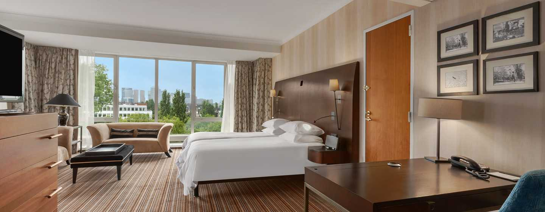 Hilton Amsterdam Hotel, Niederlande– Junior Suite