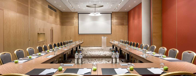 Hilton Amsterdam Hotel, Niederlande– Meetingraum