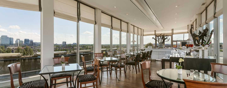 Hilton Amsterdam Hotel, Niederlande– Executive Lounge