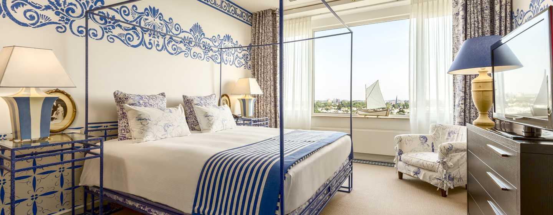 Hilton Amsterdam Hotel, Niederlande– Neptune Suite