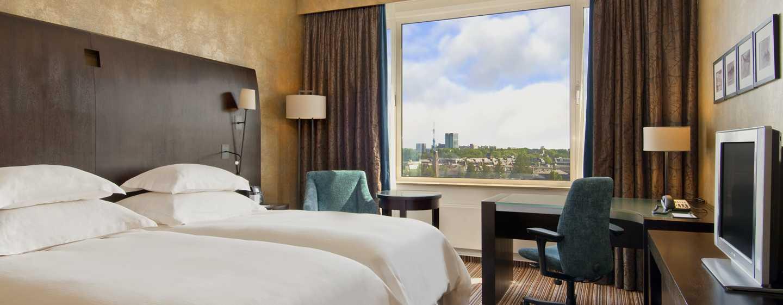 Hilton Amsterdam Hotel, Niederlande– Executive Plus Zweibettzimmer