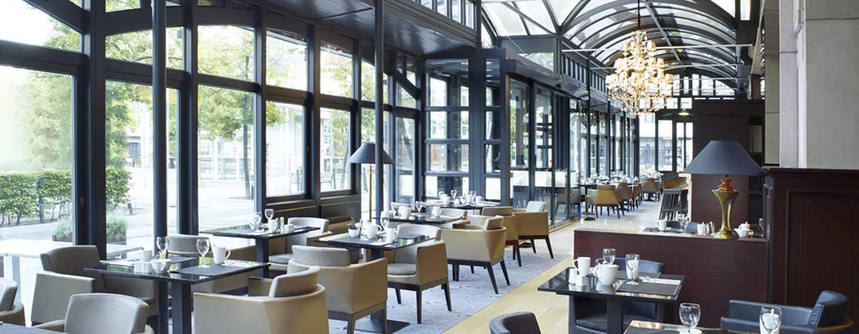 Hilton Antwerp Old Town Hotel, Belgien– Brasserie Flo