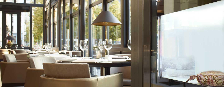 Hilton Antwerp Old Town Hotel, Belgien– Brasserie