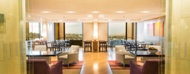 Hilton Athens Hotel, Griechenland– Executive Lounge