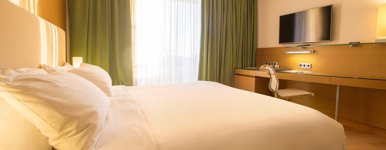 Hilton Athens Hotel, Griechenland– Zimmer