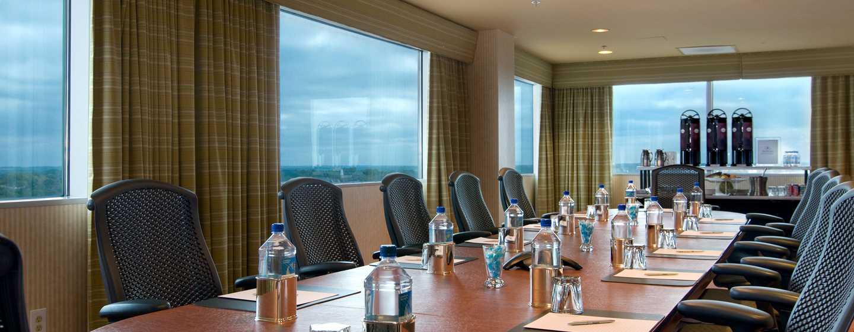 Hilton Atlanta Airport Hotel – Boardroom