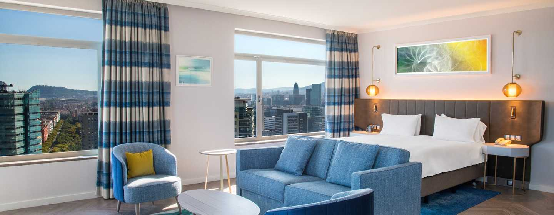 Hilton Diagonal Mar Barcelona Hotel, Spanien – Executive Suite