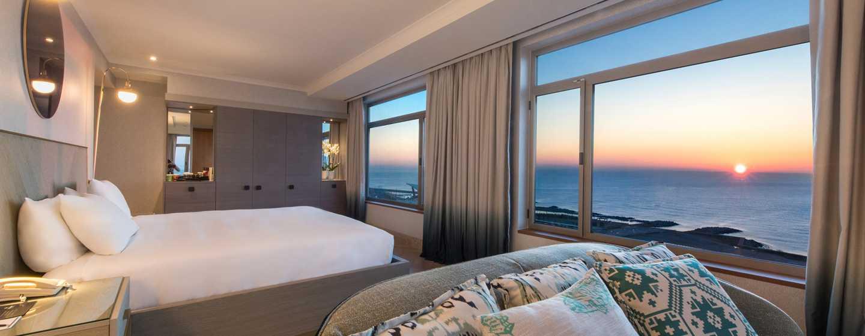 Hilton Diagonal Mar Barcelona Hotel, Spanien– Wohnzimmer der Präsidenten Suite