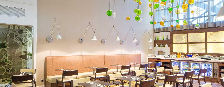 Hilton Barcelona Hotel, Spanien– Executive Lounge