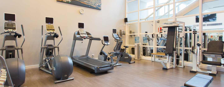 Hilton Barcelona Hotel, Spanien– Fitnesscenter