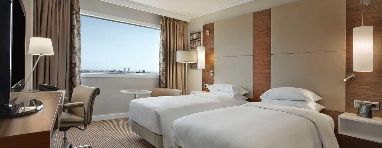Hilton Barcelona Hotel, Spanien– Hilton Zweibettzimmer