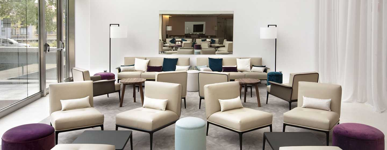 Hilton Barcelona Hotel, Spanien– Lobbybereich