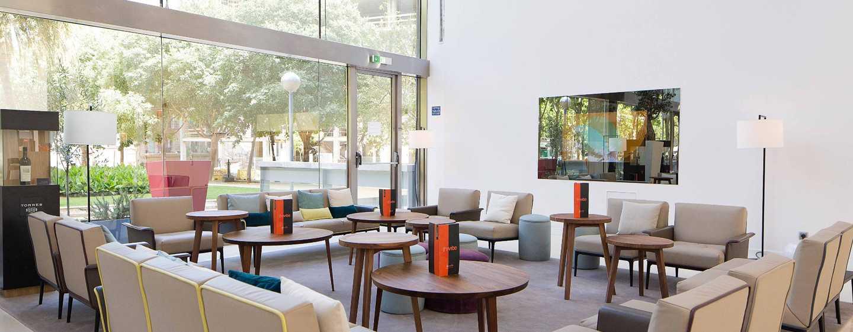 Hilton Barcelona Hotel, Spanien– The Vibe Bar & Restaurant