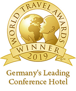World Travel Awards Winner 2019 Germany's Leading Conference Hotel