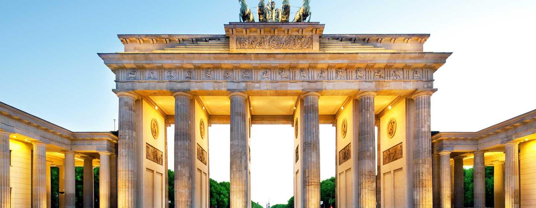 Hilton Berlin Hotel, Deutschland – Brandenburger Tor