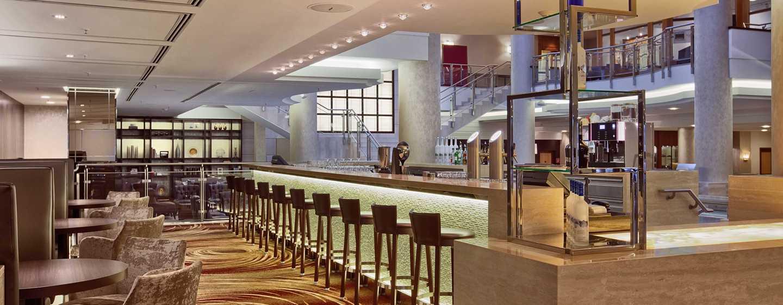 Hilton Berlin Hotel, Deutschland – Lobby-Lounge und Bar