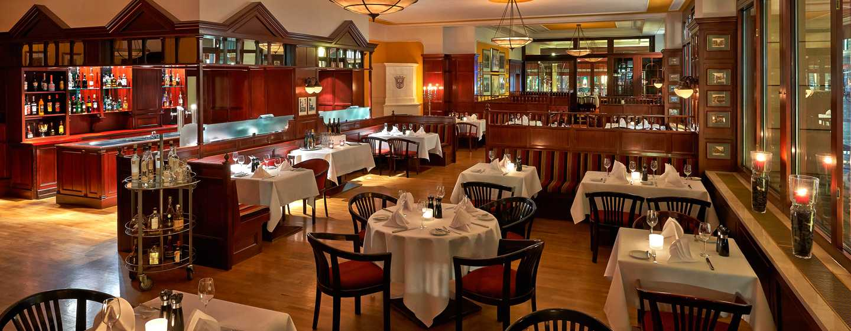 Restaurant Mark Brandenburg Hilton Hotel