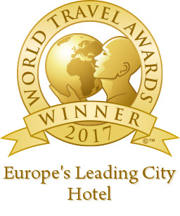World Travel Awards  Winner 2017 Europe's Leading City Hotel