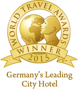 World Travel Awards  Winner 2015 Germany's Leading City Hotel
