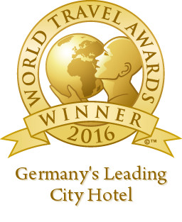 World Travel Awards  Winner 2016 Germany's Leading City Hotel