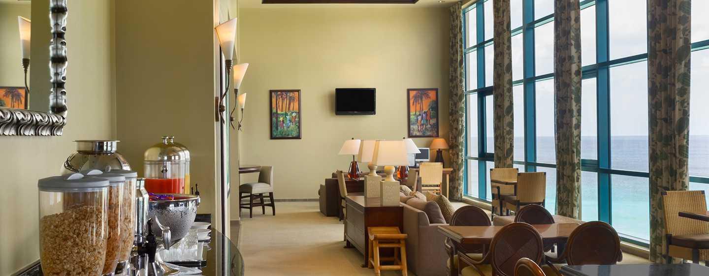 Hilton Barbados Resort, Barbados – Executive Lounge