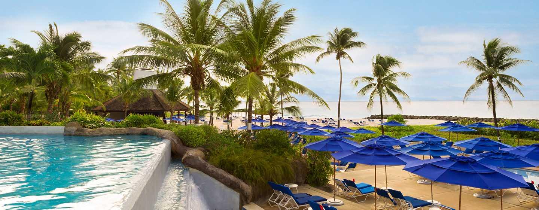 Hilton Barbados Resort, Barbados – Infinity Pools