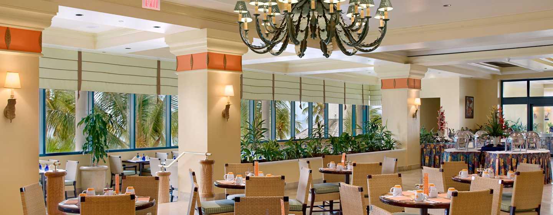 Hilton Barbados Resort, Barbados – The Lighthouse Terrace