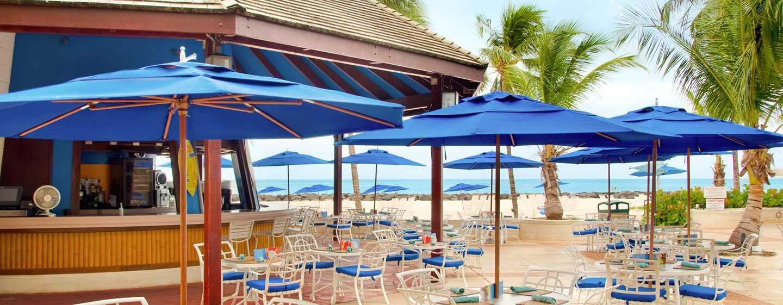 """Hilton Barbados Resort, Barbados – Bar """"Water's Edge"""""""
