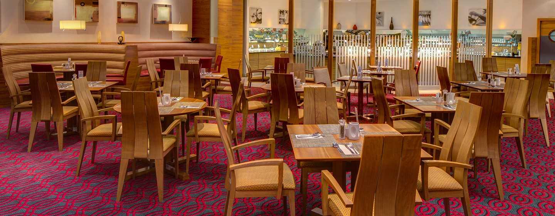 "Hilton Birmingham Metropole, Großbritannien - Restaurant ""Boulevard"