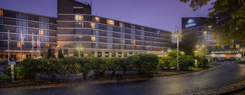 Hilton Birmingham Metropole, Großbritannien - Willkommen im Hilton Birmingham Metropole