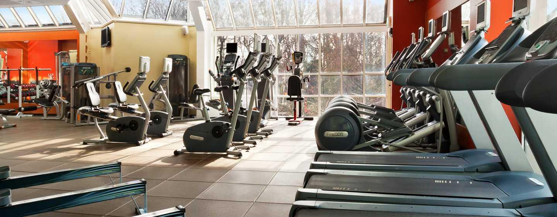 Hilton Birmingham Metropole, Großbritannien - Fitnesscenter